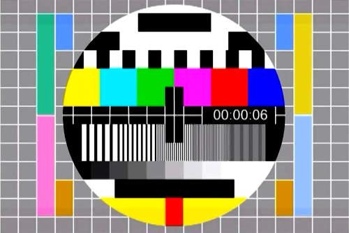 monoszkóp, televízió