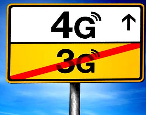 4G - 3G