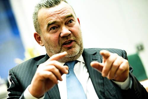 Székely László (fotó: Botár Gergely)