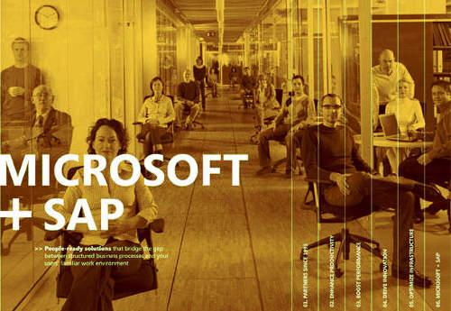 microsoft+sap