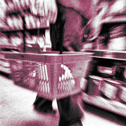 bevásárló kosár, kiskereskedelem
