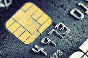 Bankkártya, chip