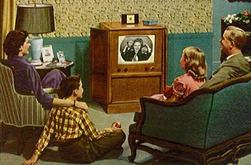 televízió