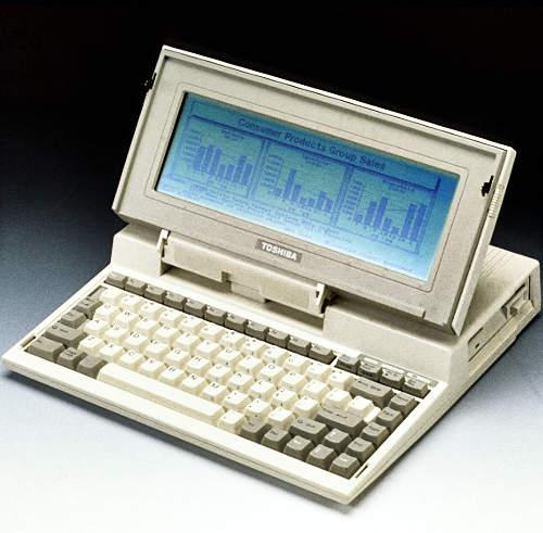 Toshiba-T1100