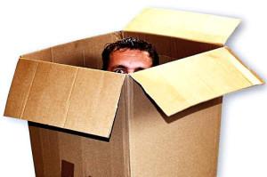 csomag, doboz