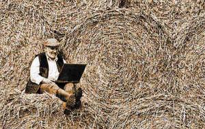 vidék, számítógép