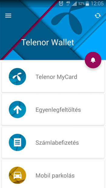 Telenor-wallet