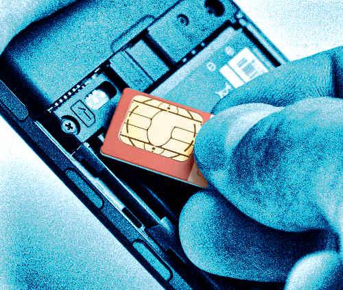 mobil-sim