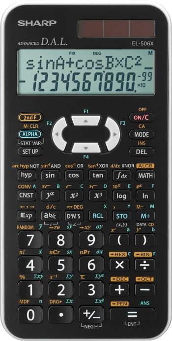 Sharp számológép