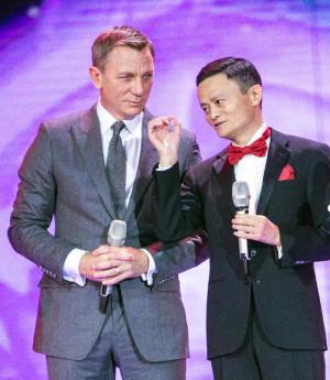 Jack Ma a csúcson
