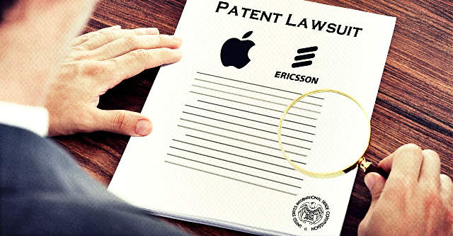 Ericsson-vs-Apple