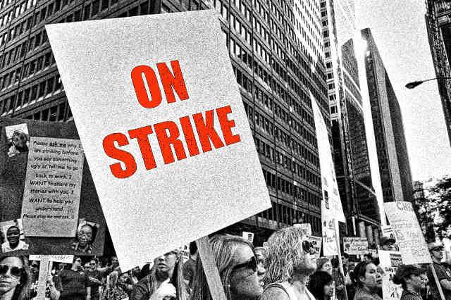 sztrajk