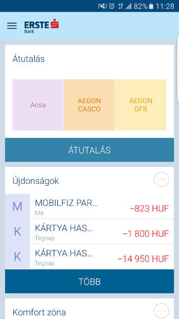 Erste-MobilBank-app