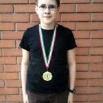 Magyar arany a matematikai diákolimpián