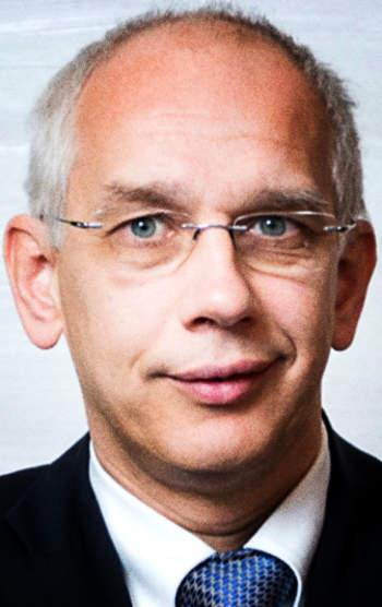 Király István, a Vodafone Magyarország Vállalati Szolgáltatások Üzletág Vezérigazgató-helyettese