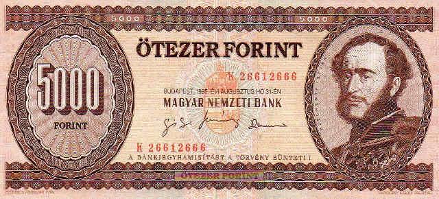 forint-5000