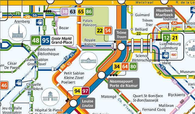 Brusszel-metro