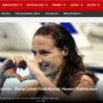 Olimpia online: még állja a rendszer a látogatók rohamát