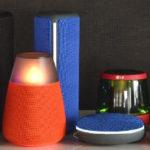 Új Bluetooth hangszórók az LG-től