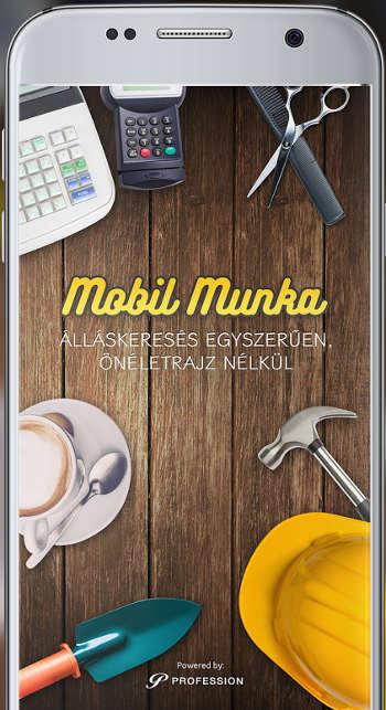 Mobil Munka