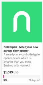 IndieGoGo: elindult a NOLD Technologies kampánya