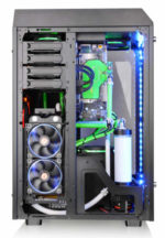 Vertikális: bemutatták a Thermaltake új The Tower 900 E-ATX számítógépházát