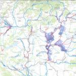 Nyilvános az OVF árvízi kockázatot jelző interaktív térképe