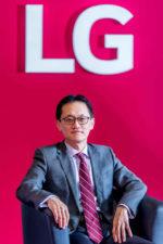 Bumseop Lee az LG Electronics Magyar kft. és a régió tíz országának élén