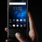Jön a BlackBerry KEYone