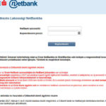Akadozik az Erste Bank internetes rendszere