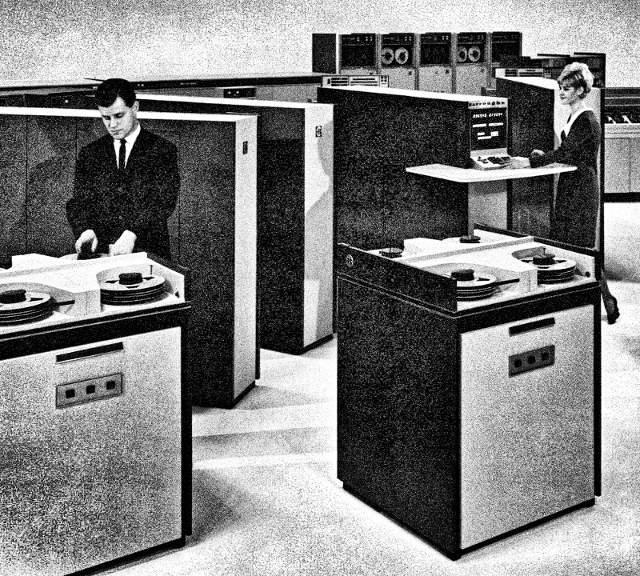 öreg számítógép