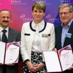 Bölcskei Imre és Bugyi József kapta idén a Dr. Magyar Endre-díjat