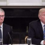 Trump nagy informatikai vállalatok vezetőivel tárgyalt