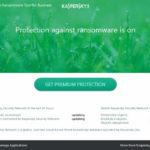 Ingyenes vállalati védelmet dobott ki a Kaspersky a nehézsúlyú zsarolóvírusok ellen