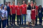 Nem szakközépiskola, nem szakiskola, hanem egy gimnázium csapata nyerte a washingtoni robotépítő verseny fődíját