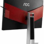 Itt az AOC villámgyors 240 Hz-es monitora