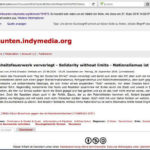 Betiltották a németországi szélsőbal legismertebb portálját