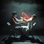 """""""Vidámszínpad"""": táncoló ipari robot a Trafó színpadán"""