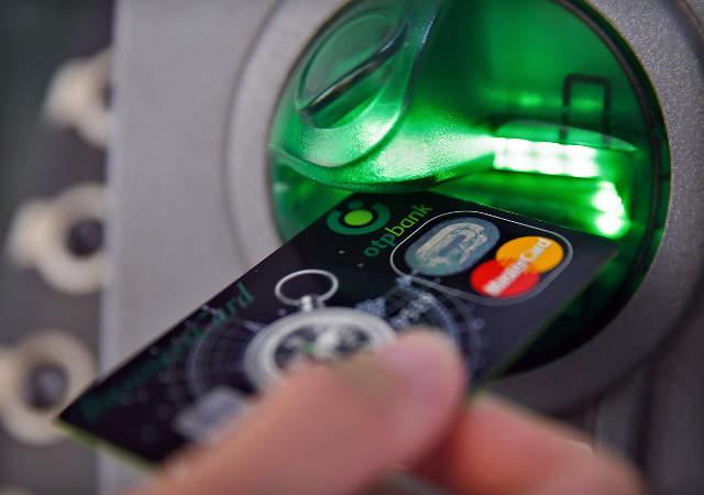 OTP bankautomata