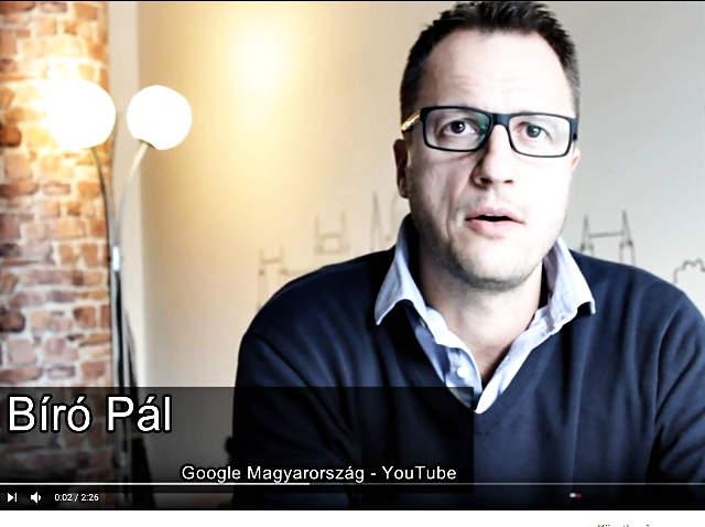 Bíró Pál Google
