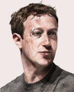 Zuckerberg megtört