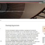 Megújult a kormány örökségvédelmi honlapja