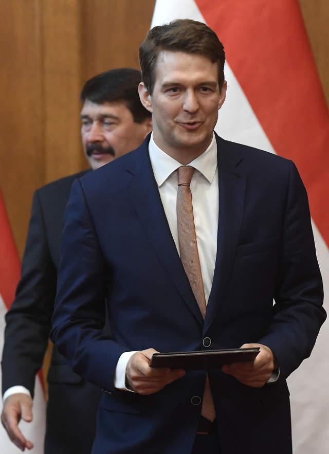 György László, az Innovációs és Technológiai Minisztérium (ITM) gazdaságstratégiáért és szabályozásért felelős államtitkára