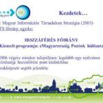 Településszonda: górcső alatt a szomszédos országok magyarlakta települései