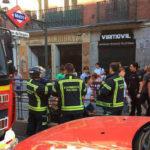 Felrobbant táblagép okozott pánikot a madridi metrón