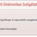 Az elektronikus ügyintézés sötét oldala