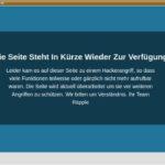 Hackertámadás állította le az AfD felháborító honlapját