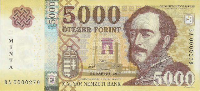 5000 forint
