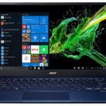 Jönnek az Acer Swift 5 és Swift 3 laptopok