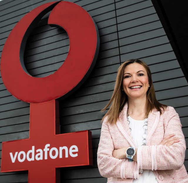 Amanda Nelson, a Vodafone Magyarország vezérigazgatója